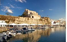 Menorca shuttle to the airport