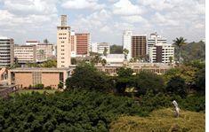 Nairobi shuttle to the airport