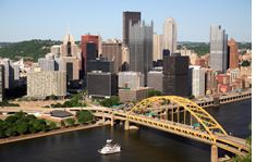 Pittsburgh shuttle to the airport