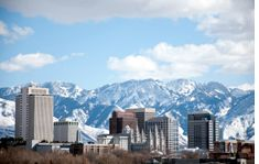 Salt Lake City shuttle to the airport