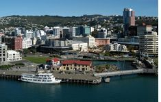 Wellington shuttle to the airport